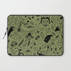 Curious Collection No. 2  Laptop Sleeve