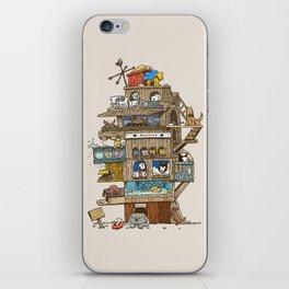 The Dog House iPhone Skin