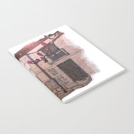 Sweet Home Alcalá Notebook