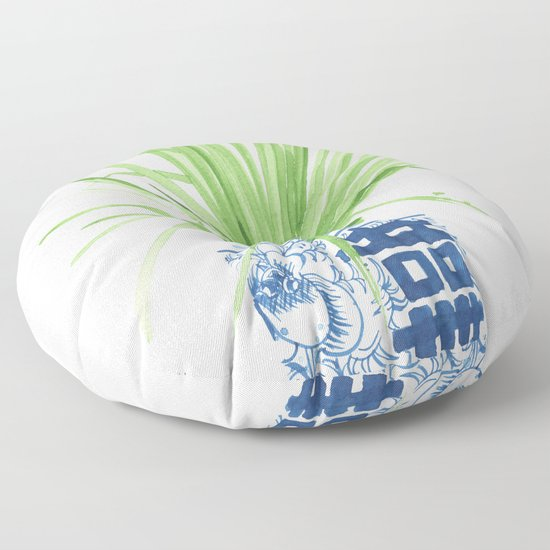 Ginger Jar + Fan Palm by theaestate