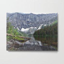 Rawson Lake, Alberta, Canada Metal Print