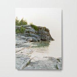 Tobermory Ontario Metal Print