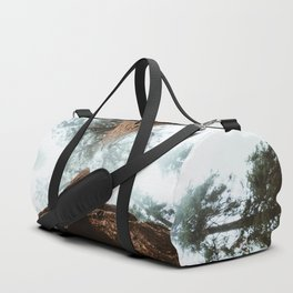 Stand in Awe of the Giant Forest Duffle Bag