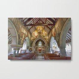 Berwick Church Metal Print