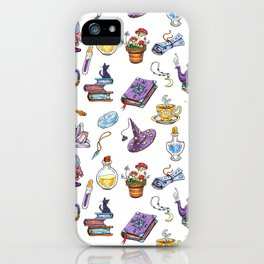 Magic Items iPhone Case