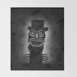 The Babadook Throw Blanket