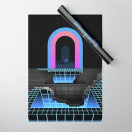 DÉTRUIT 1984 Wrapping Paper