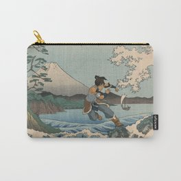 Suruga satta no kaijō Korra Carry-All Pouch