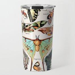 Adolphe Millot - Papillons pour tous - French vintage poster Travel Mug