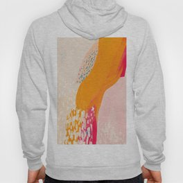The Abstract Shape Of Spring Hoody