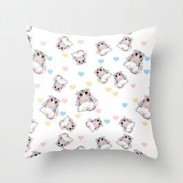 Oyatsu no Jikan (snack time) Throw Pillow