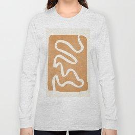 abstract minimal 31 Long Sleeve T-shirt