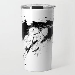 Samurai #12 Travel Mug