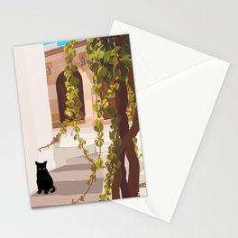 Lindos memories  Stationery Cards