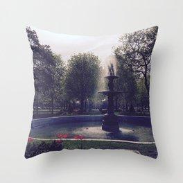 Park Throw Pillow