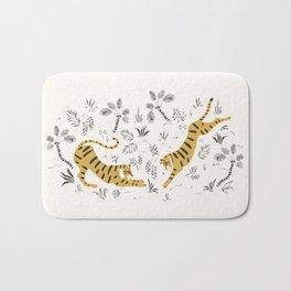 Tiger Dive Bath Mat