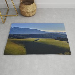 Cereal Fields. Spain Rug
