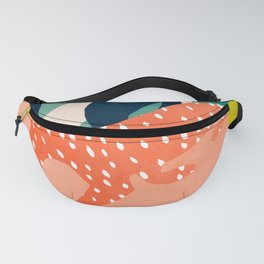 tropical cats Fanny Pack