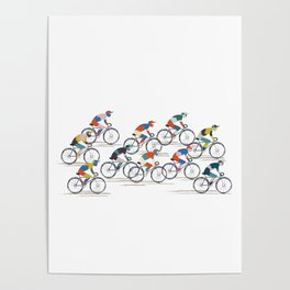 Ride to Win Poster