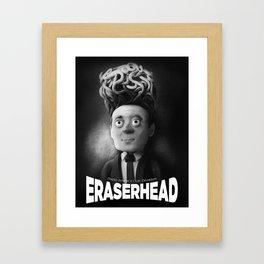 Eraserhead 'Polymer Poster' Framed Art Print