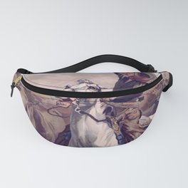 Heading a stampede Fanny Pack