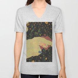 "Egon Schiele ""Daneae"" Unisex V-Neck"