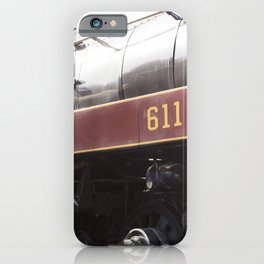 Strasburg Railroad Series 4 iPhone Case