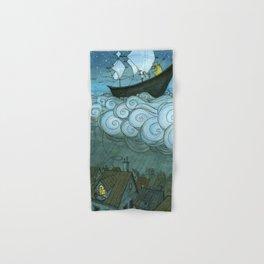 Sky Sailing Hand & Bath Towel
