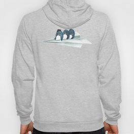 Let's travel the world Hoody