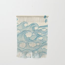 Waves Wall Hanging