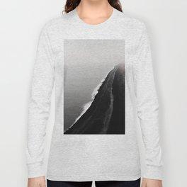 BLACK SAND BEACH Long Sleeve T-shirt