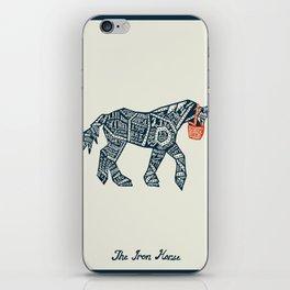 Iron Horse iPhone Skin
