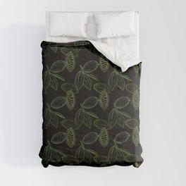 Cacao Pods (Black Glow) - Camo Comforters