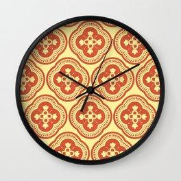 Kievan Rus Ornament Wall Clock