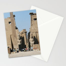 Temple of Luxor, no. 12 Stationery Cards