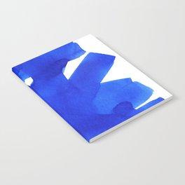 Superwatercolor Blue Notebook