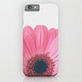 Gerbera Sunrise iPhone Case