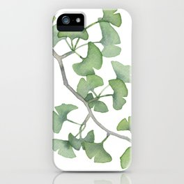 GINKGO, by Frank-Joseph iPhone Case
