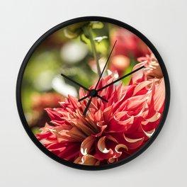 Kinship Wall Clock