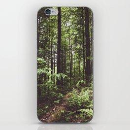 Woodland - Landscape and Nature Photography iPhone Skin
