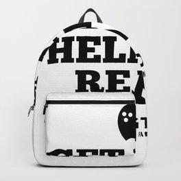 Football Soccer Sports Gift Backpack