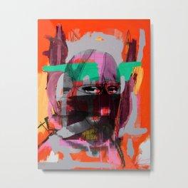 """Robin Hood 2.O"" by C2™ Metal Print"