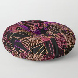 TakeOver Hostil Floor Pillow