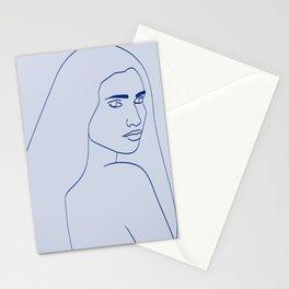 October I Stationery Cards
