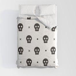 skull X Comforters