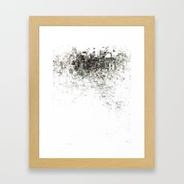 The Graze Framed Art Print