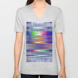 italy pattern Unisex V-Neck