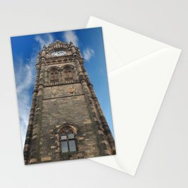 victorian gothic - rochdale town hall Stationery Cards