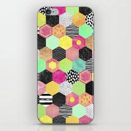 Color Hive iPhone Skin