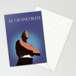 Le Grand Bleu, Enzo Stationery Cards